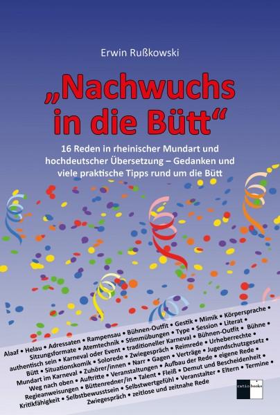 """Nachwuchs in die Bütt"""