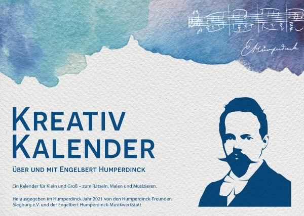 Kreativ-Kalender über und mit Engelbert Humperdinck