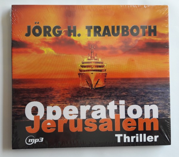 Operation Jerusalem – Hörbuch
