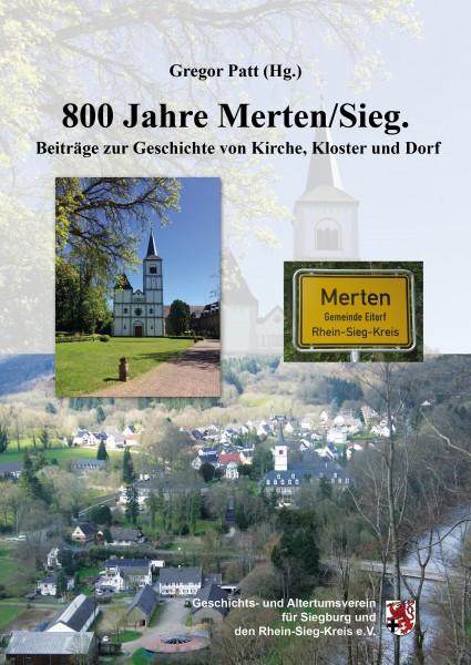 800 Jahre Merten/Sieg.