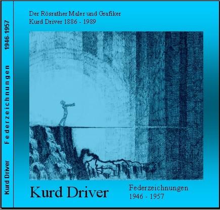 Kurd Driver - Federzeichnungen