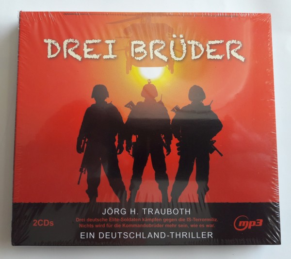 Drei Brüder – Hörbuch mit 2 CD