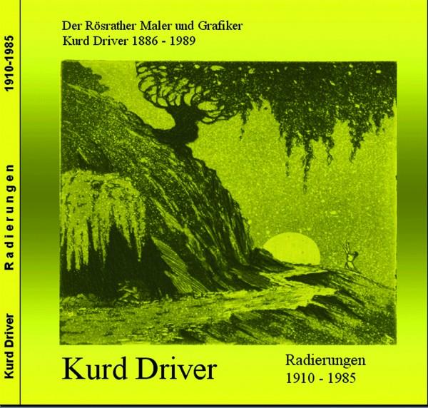 Kurd Driver - Radierungen