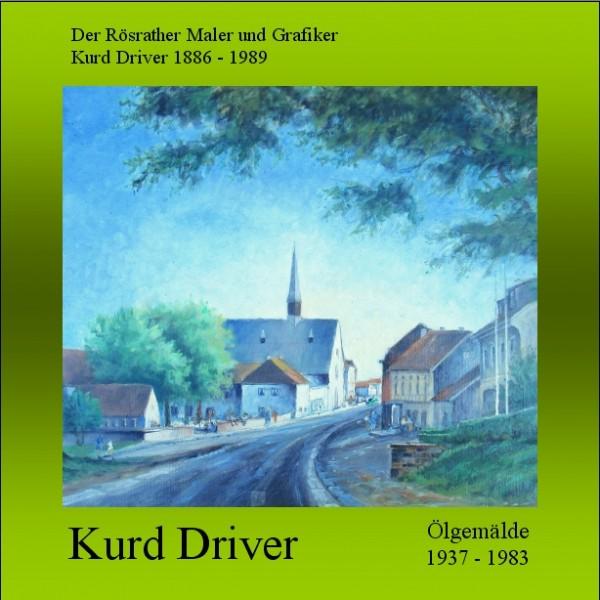 Kurd Driver - Ölgemälde
